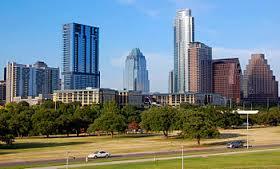 Downtown Austin Buildings