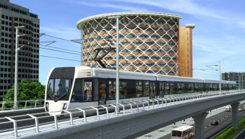 Modern Infrastructures and Motorail