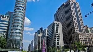 Skyscrapers - Tokyo, Japan